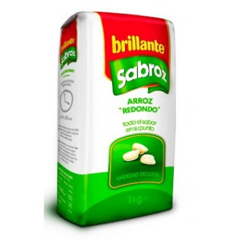 ARROZ BRILLANTE SABROZ KILO