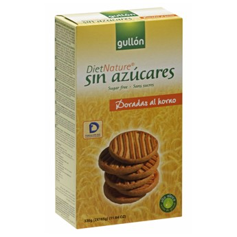DORADA S/ AZUC. DIET NATURE 330 GRS
