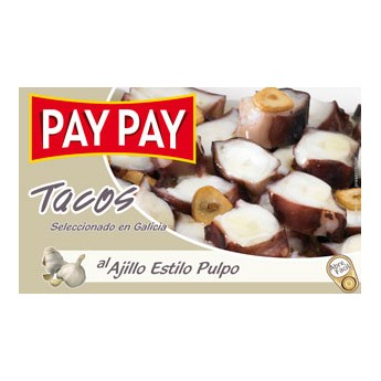 "PULPO AJILLO""PAY-PAY"" OL-120"