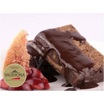 BROWNIE CON NUECES SIN GLUTEN 36 UDS.