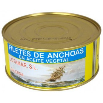 "FILETE ANCHOA ""GALERNA"" RO-1150"